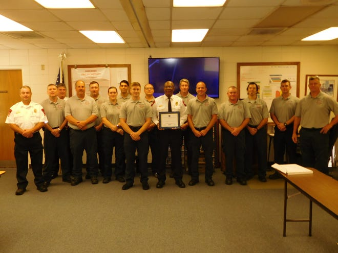 The City of Asheboro is proud of the department for receiving the award.