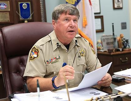 Onslow County Sheriff Hans Miller reported a recent car accident involving him and another vehicle to county officials on Aug. 23. Miller is said to be at fault for the accident, according to NCSHP.