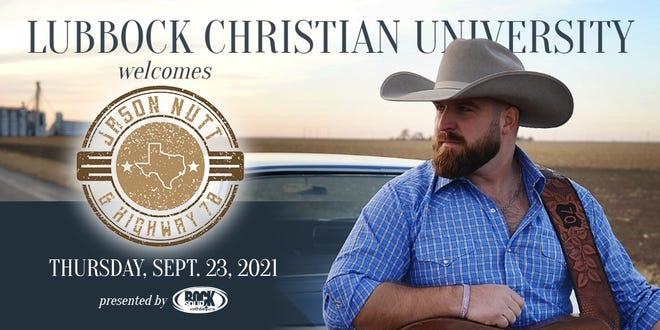 Lubbock Christian University will host Jason Nutt & Highway 70 on Sept.23 to celebrate the pre-release of their upcoming gospel album.