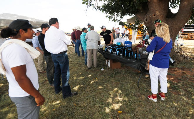 The Texas Hemp Growers Association held on Thursday, Jan.