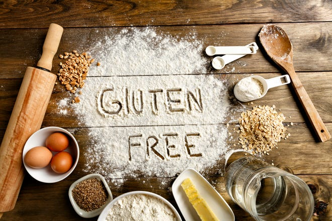 Celiac disease is the most severe form of gluten intolerance, and it affects about 1% of the population.