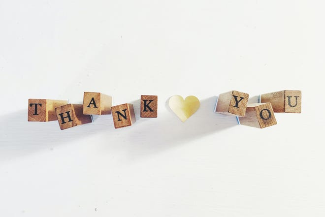 """Many of us have been conditioned to say that when someone says """"thank you"""" to us. However, over time, that has changed."""