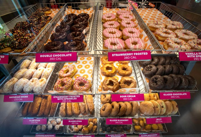 A new Dunkin' is coming to Franklin.