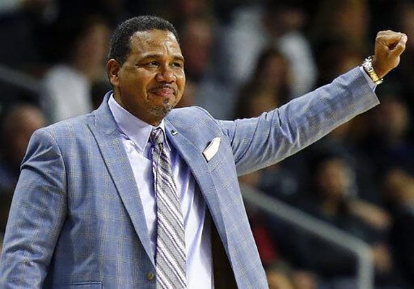 PC's Ed Cooley.