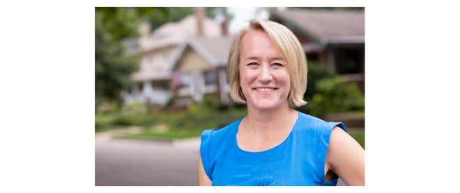 Nikki Budzinski, Democratic candidate for U.S. House from Springfield, Illinois