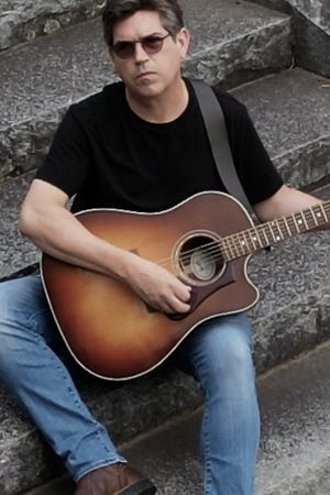 Rick Dillon, of Norfolk, will perform at the free Music in the Barn concert at Adams Farm on Sept. 4.