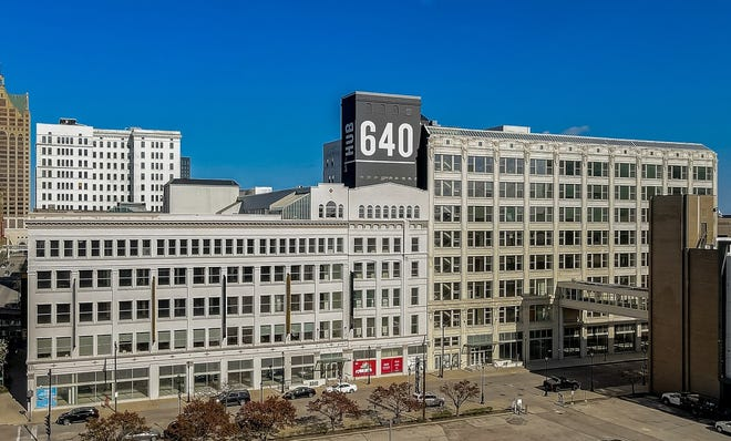 HUB640 (left), the redeveloped former Boston Store and Bon-Ton Stores Inc. offices, has landed another office tenant.