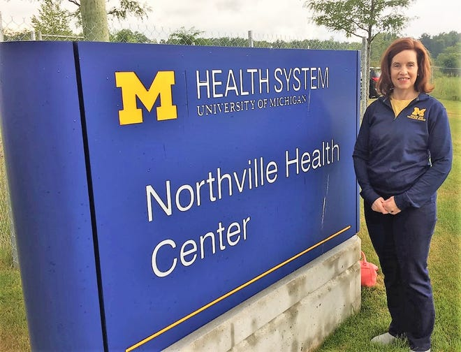 Northville resident Ann Marie Ramsey won a Nightingale Award for excellence as a pediatric critical care nurse at the University of Michigan's Mott Children's Hospital.