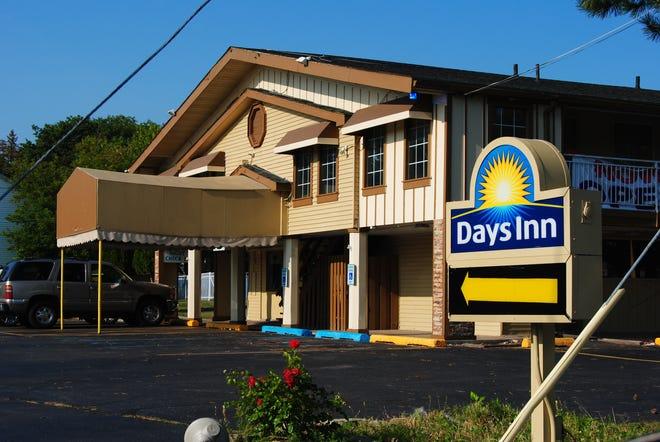 Days Inn, 2908 Pine Grove Ave., on Friday, Aug. 27, 2021, in Port Huron.