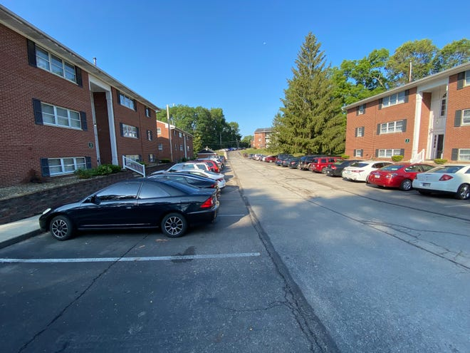 The nine-building Chester Heights apartment complex could expand to 13 buildings and 203 units under a plan from owner Jake Powers.