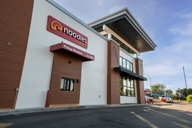 El Paso and Las Cruces will be home to four Noodles & Company restaurants, starting in 2022.