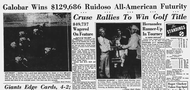 El Paso Times, Sept. 8, 1959.