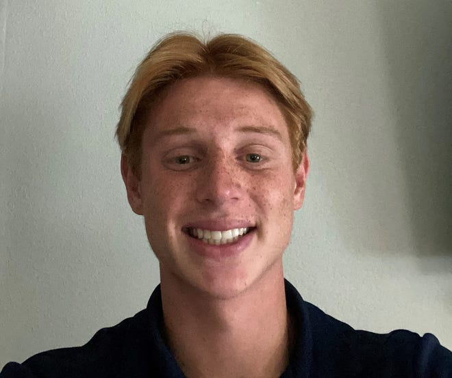 Tulare Western High School water polo player Aidan Champagne was voted by readers as the Tulare County prep athlete of the week.