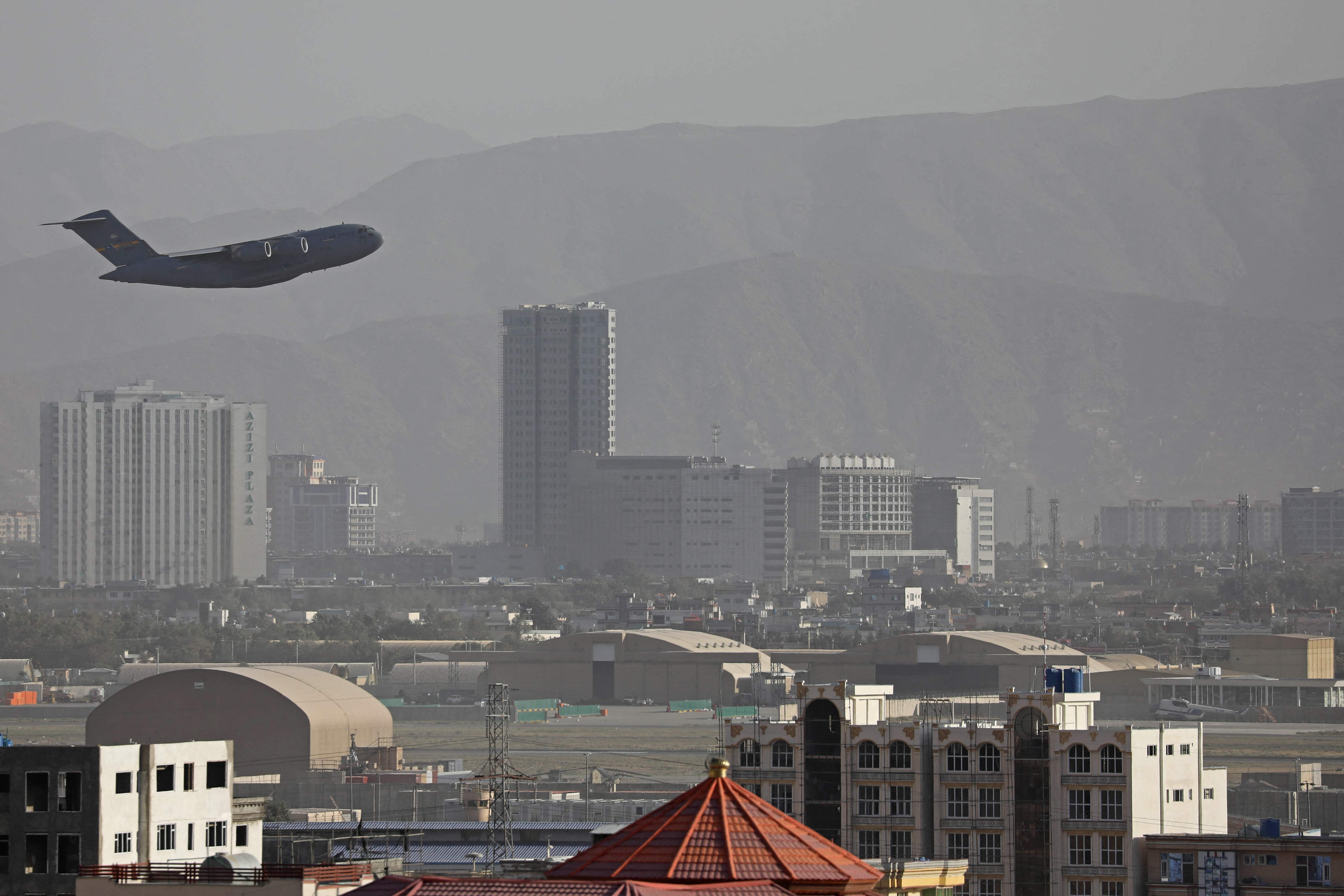 Afghanistan latest: Pentagon says US drone strike kills ISIS-K planner one day after Kabul airport attack