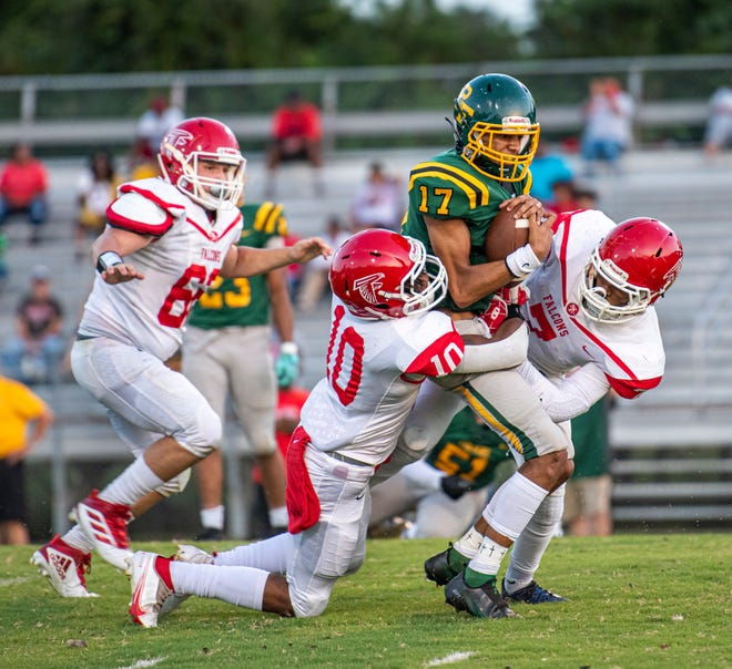 With a 3-0 record through nonconference play, Seventy-First has the best mark in Cumberland County as teams begin play in their newly-formed leagues.