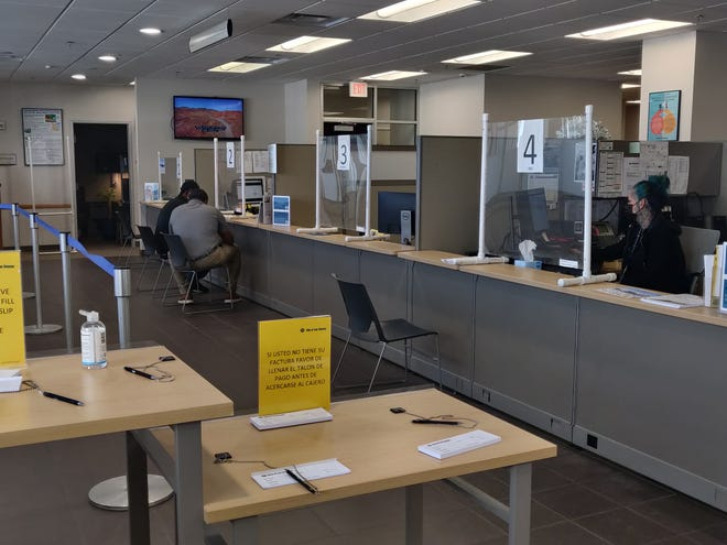 If you are having problems paying your past-due utilities account, step into one of the two Customer Central locations to speak to a receivables representative and find a plan for you. Delinquent accounts are subject to disconnection on Sept. 1, 2021.