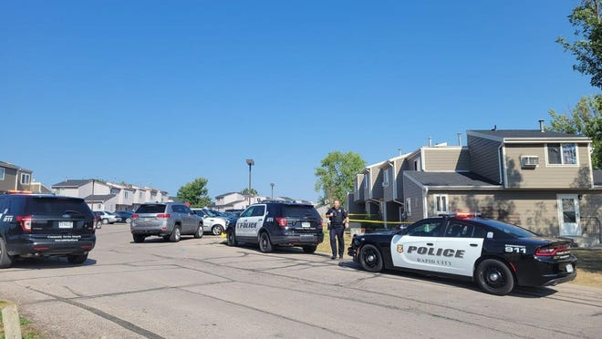 Rapid City police responded to a shooting involving a juvenile victim near north Maple Avenue and Surfwood Drive on Friday morning.