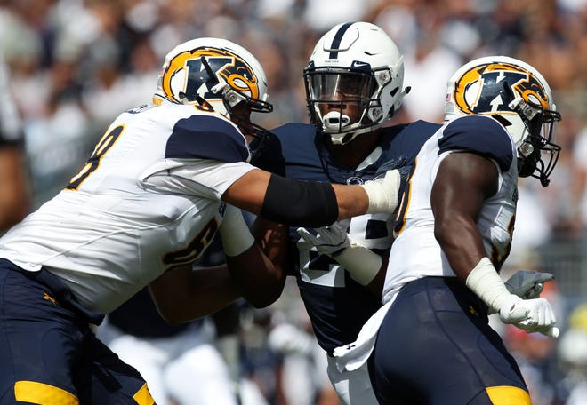 Kent State was scheduled to play Penn State in 2020, but that game was rescheduled for 2024. The Golden Flashes lost $5 million in revenue when three games against Power Five teams were cancelled because of the pandemic.