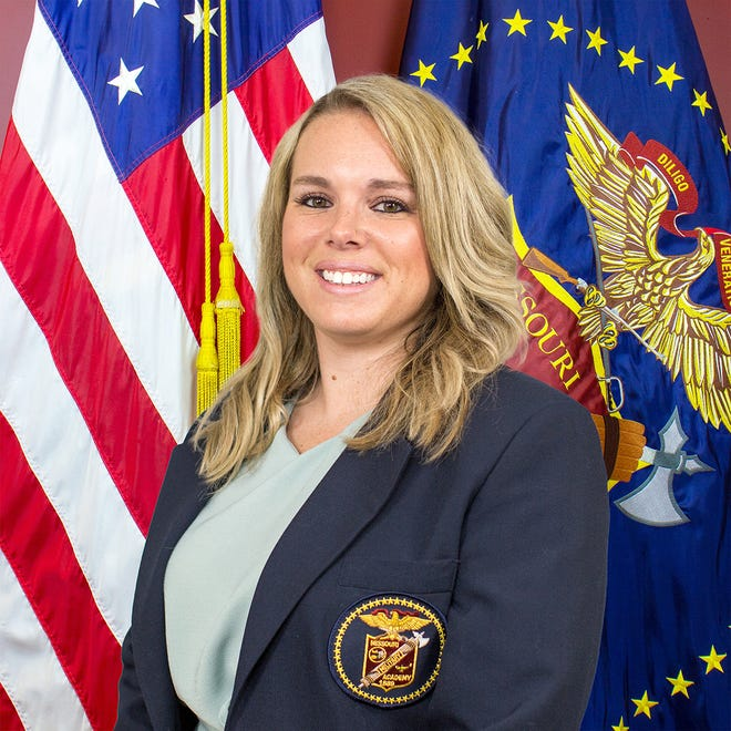 Abby Arnette has been named as assistant academic dean at Missouri Military Academy in Mexico, Missouri.