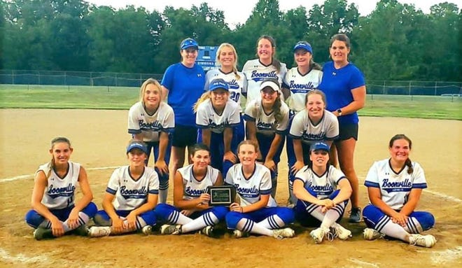 The Boonville Lady Pirates softball team finished second in the Lady Pirate Lead-Off Classic Saturday at Rolling Hills park in Boonville. The Lady Pirates fell in the championship game against Fayette 4-0 to finish the day at 2-1.