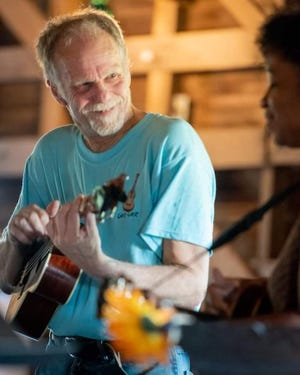 Jeff Howard is among the musicians on the lineup for the Sept. 12 UkeFest at the Arcadia Round Barn.