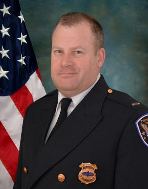 Lt. Tom Mason has been selected as the new police chief.
