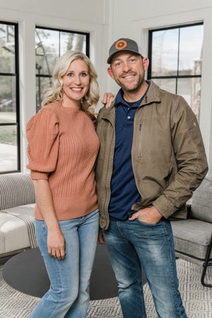 Jenny and Dave Marrs will appear at the Fall Dispatch Home & Garden Show on Saturday.