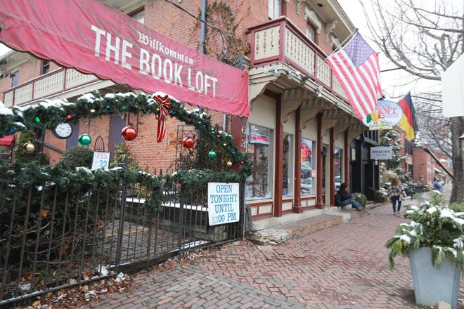 The Book Loft, a 32-room bookstore, has been a German Village institution for more than four decades.