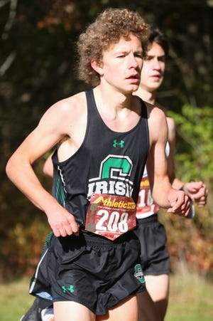 Senior Spencer McClellan was the top finisher for Scioto in last season's Division I regional meet, placing 35th in 16:59.7. The Irish have a new coach in Jack Schlabig, who is a 2011 Olentangy graduate.