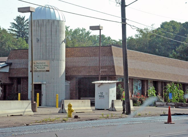 The Buckeye Agricultural Museum and Education Center by the Wayne County Fairgrounds in Wooster.