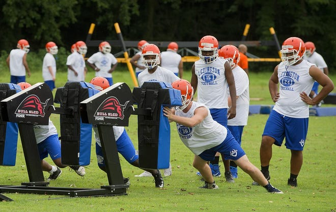 The Lexington Senior High School football team is currently under quarantine and has canceled two games after 15 members and one coach tested positive for COVID-19