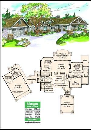 Arborgate design.