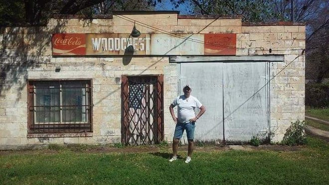 Scott Hill said the old store was a hangout for generations of kids.