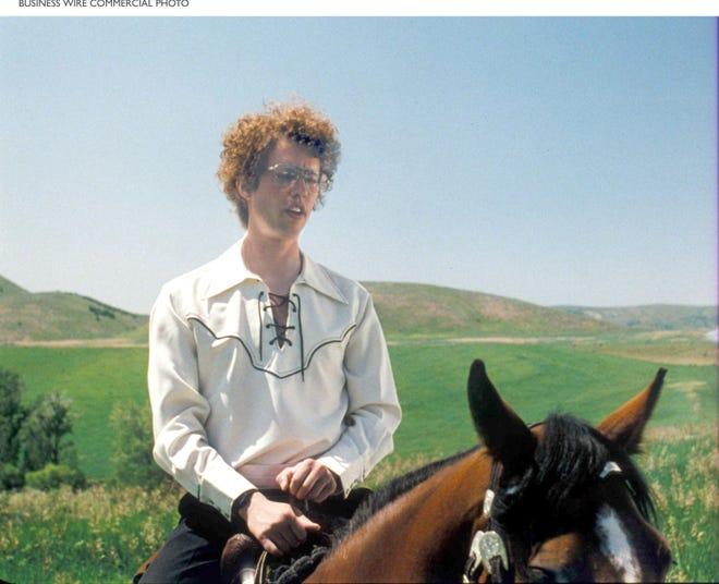 "Jon Heder stars in the 2004 cult classic film ""Napoleon Dynamite."""