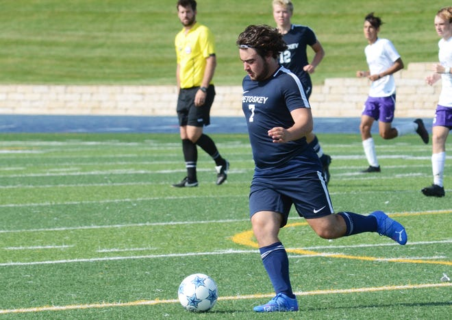 Adam Martins and the Northmen backline helped bring in two more shutouts Saturday, while Petoskey added three more wins to the young season.