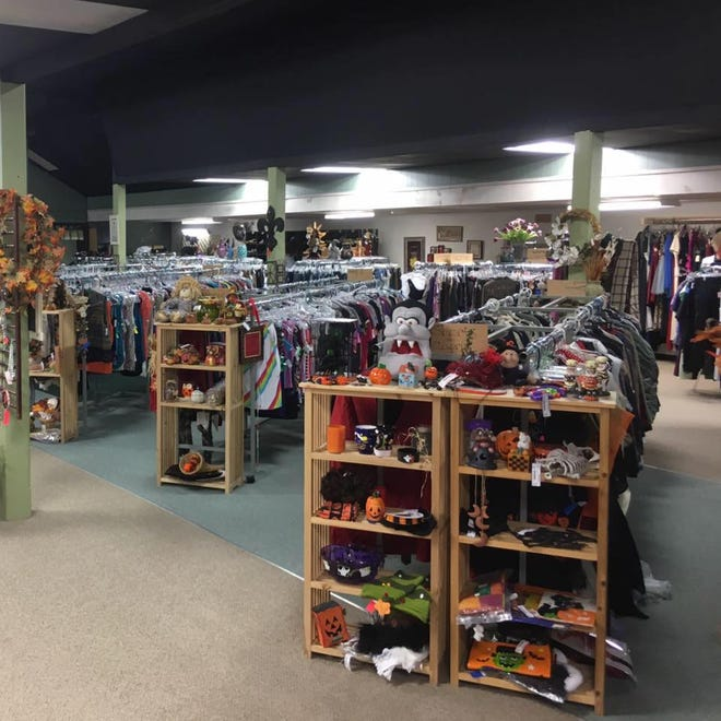 Unique Boutique in Pratt is known for special holiday-themed displays and a wide selection of women's clothing, as well as items for men and children.