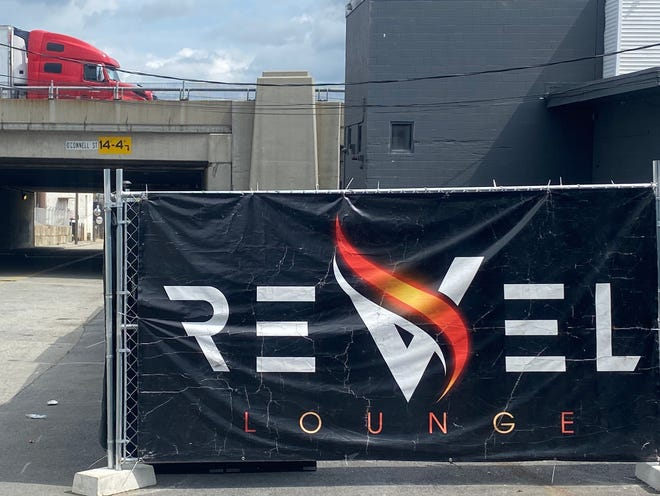 Authorities say Revel Lounge on O'Connell Street, near Route 95 in Providence, was subject to an emergency closure ordered by the city after a man shot and killed another man in August.