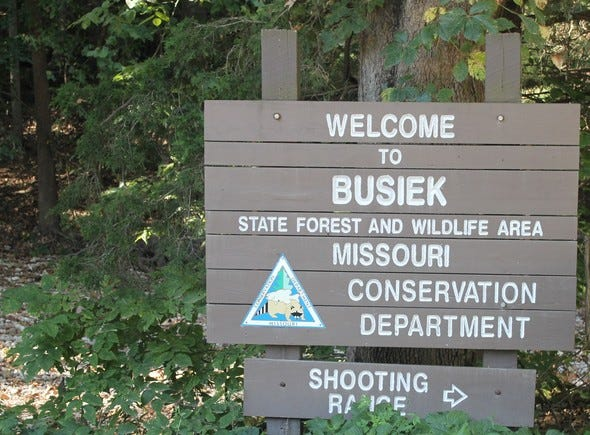 On Sept. 3, the Missouri Department of Conservation will conduct a women's-only guided hike at MDC's Busiek State Forest and Wildlife Area in Christian County.