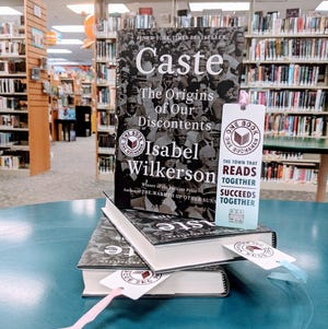 """Isabel Wilkerson's """"Caste: The Origins of our Discontents"""" is the Buchanan District Library's 2021 """"One Book 