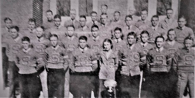 The 1932 Shawnee Wolves were clearly the most talented and successful team in history, winning the state championship game against the Capitol Hill Redskins, 15-0. Their record was unbelievable, scoring 262 points and not allowing a single point to their opponents all season, with 12 straight shutouts.