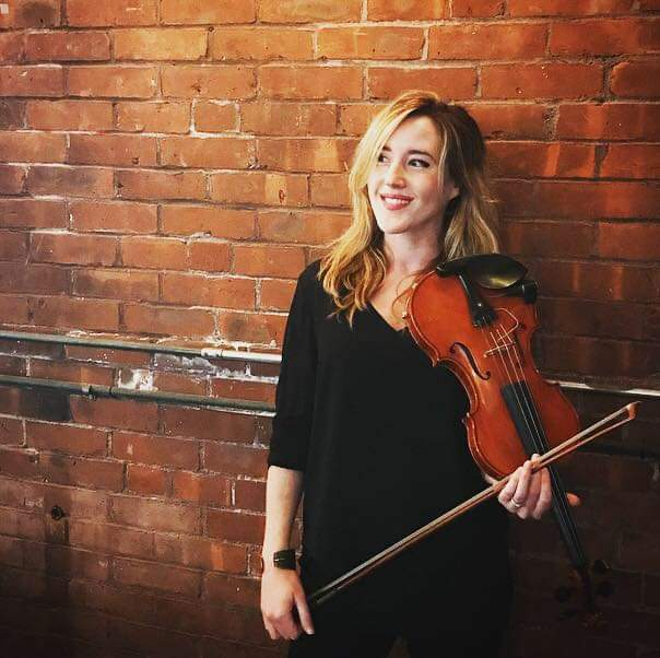 Katie Cooke will be performing Half Way to St. Patrick's Day on the Patio at The Alley Theatre.