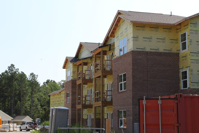Affordable housing complex Carolina Avenue is one step closer to completion.