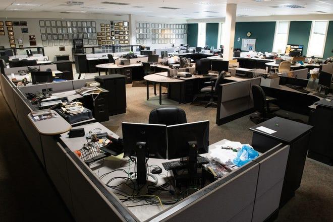 Fayetteville Observer newsroom