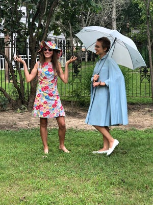The Reeves Museum, 235 E. Iron Ave., Dover, will host its Vintage Fashion Show at 3 p.m. Sept. 19 and at7 p.m. Sept. 20-21.