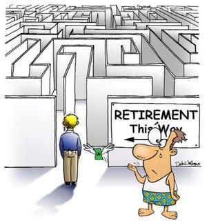Navigating the Retirement Maze.