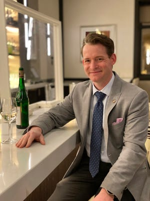 Sommelier Joe Kane created pairings for Food & Wine of Germany, the next wine series dinner at Bacchus, on Sept. 15.