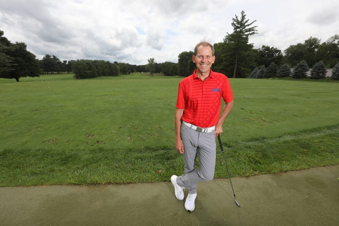 Mike Durant has been head golf pro at Zanesville Country Club for 29 years.