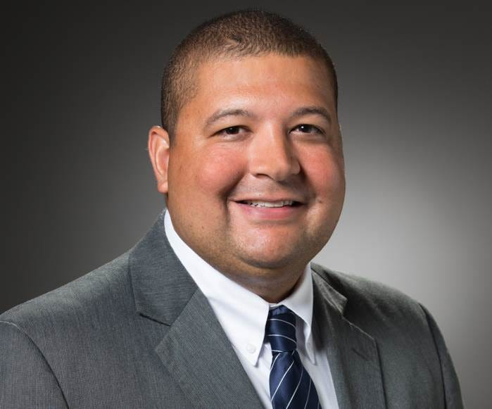Dustin Freeman managed his father's political campaign.