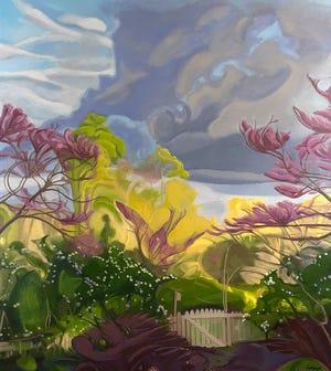 """""""Upspringing"""" by Linda Hays"""