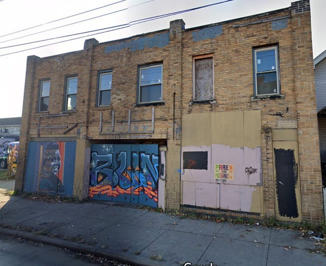 A former movie theater at 367-371 E. Hudson St. near Summit Street on the North Side will become the site of a proposed coffee shop during the day, and a bar and live music venue at night.
